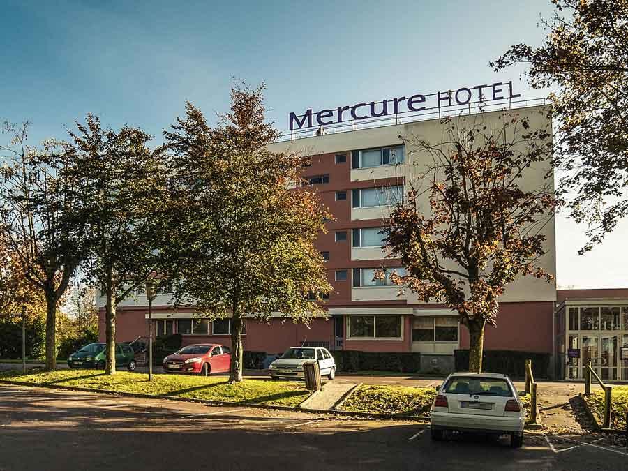 Mercure Hôtel Mâcon