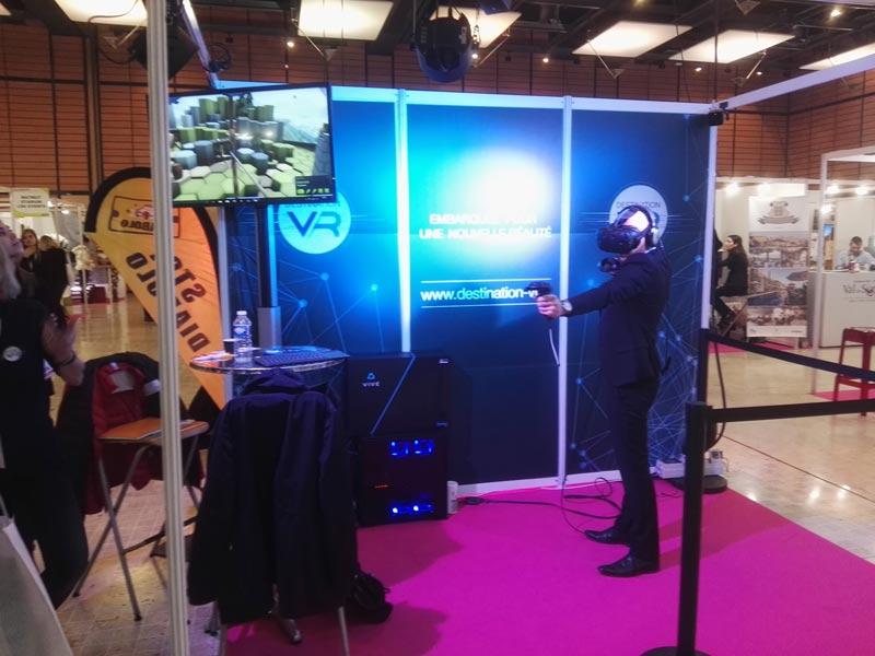 stand realite virtuelle