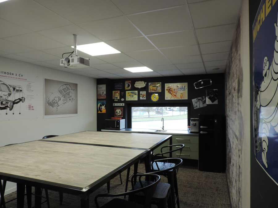 Location salle de réunion Annexe