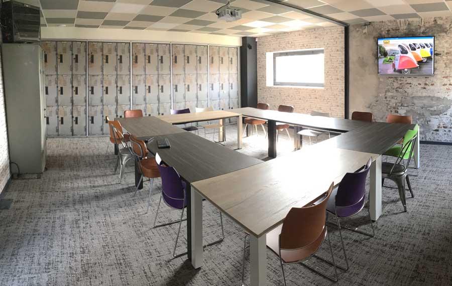Salle de séminaire entreprise Lyon