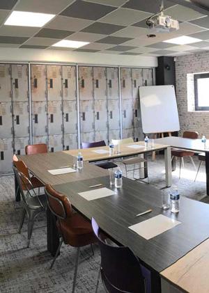 salle de réunion atypique