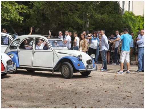 Rallye en 2CV