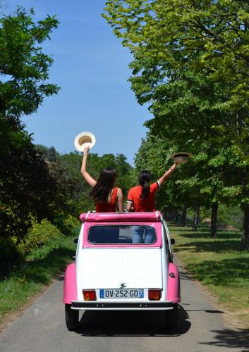 Les collaborateurs réalisent un séminaire de rentrée dans le Beaujolais