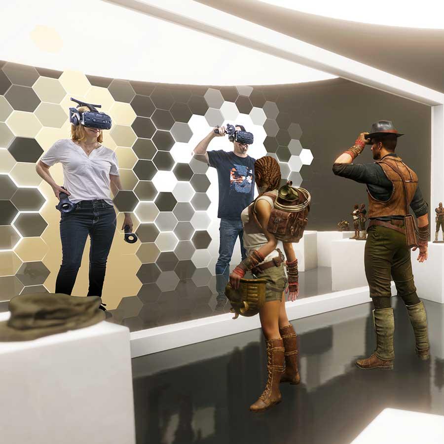 escape game entreprise original en réalité virtuelle