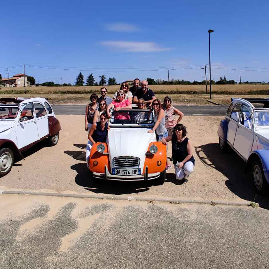 escape game original en 2cv beaujolais