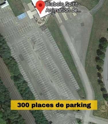 parking diabolo