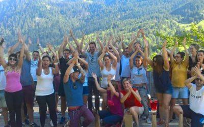 Des idées d'activités team building entreprise à faire en été près de Lyon !