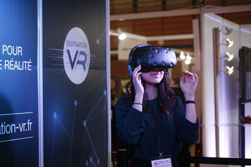 animation réalité virtuelle Lyon