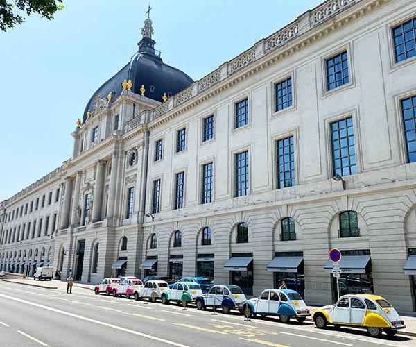 activité entreprise Lyon hôtel intercontinental hôtel dieu